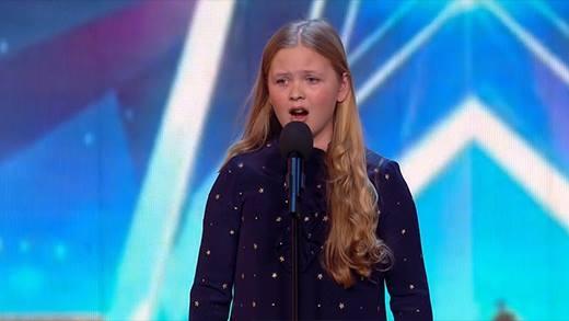 Sửng sốt với bản sao 12 tuổi của Susan Boyle, chinh phục dân mạng thế giới