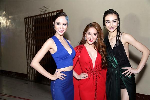 Khánh Thi bên cạnh hai học trò Vũ Ngọc Anh và MLee - Tin sao Viet - Tin tuc sao Viet - Scandal sao Viet - Tin tuc cua Sao - Tin cua Sao