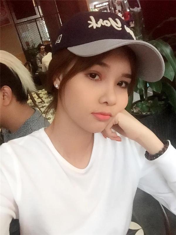 Kỳ Hân đã quay trở lại: Facebook bị khóa là do anti-fan - Tin sao Viet - Tin tuc sao Viet - Scandal sao Viet - Tin tuc cua Sao - Tin cua Sao