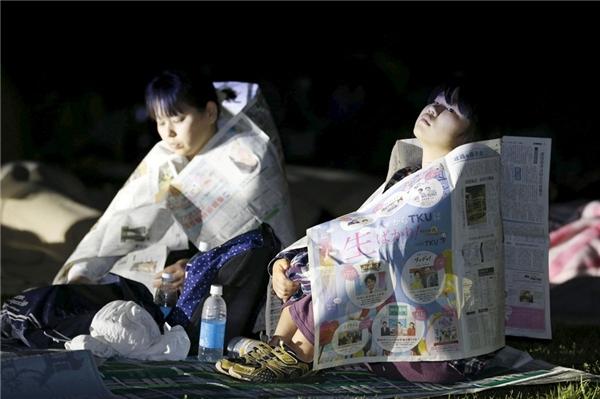 Nhật Bản lại rung chuyển bởi trận động đất thứ hai, 7 người chết