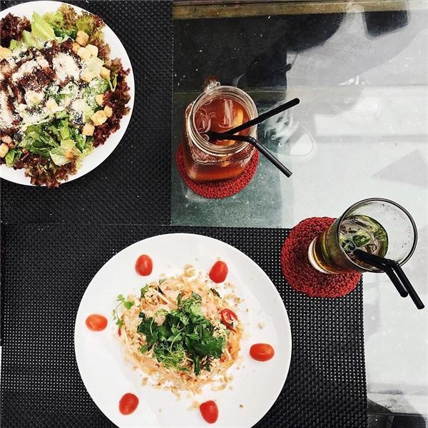 Hẹn hò tại những nhà hàng