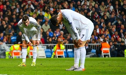 "Ronaldo đang bị ""vắt kiệt sức"" bởi Zinedine Zidane"