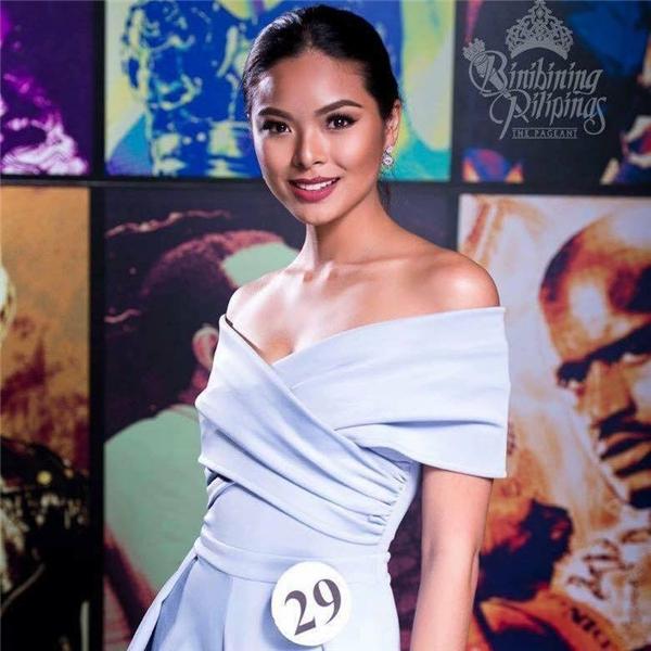 Tân Hoa hậu Hoàn vũ Philippines tên đầy đủ là Maxine Medina. Cô sẽ là người đại diện Philippines tham dự Hoa hậu Hoàn vũ 2016. Với chiến thắng của Pia vào năm 2015, trọng trách gánh trên vai của tân hoa hậu là không hề nhỏ.