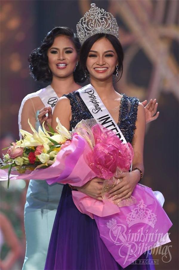Hoa hậu Quốc tế Philippines 2016 Kylie Verzosa