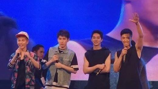 Đây có thể là lần cuối bộ tứ Thượng Ẩn cùng đứng chung trên sân khấu?