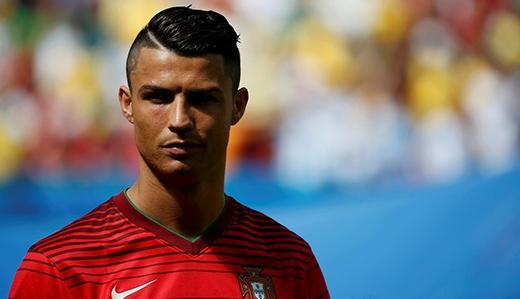Chàng cầu thủ hấp dẫn nhất hành tinh Ronaldo (Ảnh: Internet)