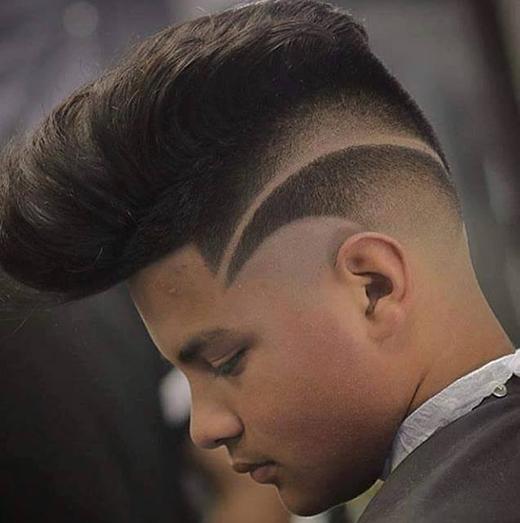 Sốt rần rần với kiểu tóc