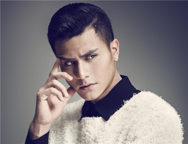 Vĩnh Thụy trở thành host của The Face Việt Nam 2016