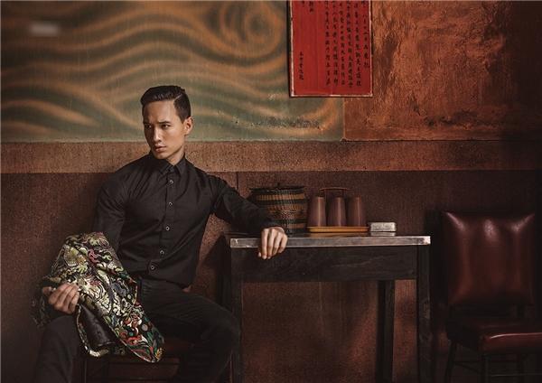 Những hình ảnh của Kim Lý khiến mọi người nhớ đến một Sài Gòn xưa cũ trong những thập niên 90. - Tin sao Viet - Tin tuc sao Viet - Scandal sao Viet - Tin tuc cua Sao - Tin cua Sao