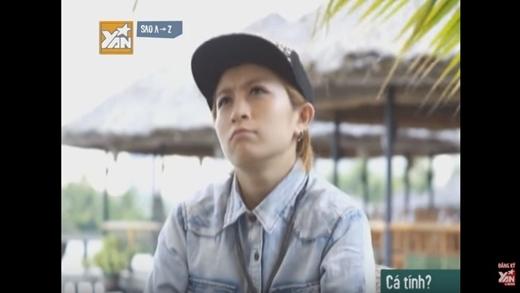 Sao A-Z: Cô nàng tomboy cá tính Gil Lê (Phần 1)