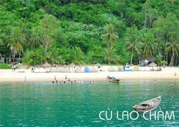Cù Lao Chàm là một trong những vùngđất rấtđáng đến ở Việt Nam, vì khung cảnh thiên nhiên nơi đây vô cùng quyến rũ. (Ảnh: Internet)