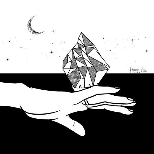 Tình yêu của người đong đếm bằng bạc vàng chứ có bằng tấm lòng bao giờ? (Ảnh: Henn Kim)