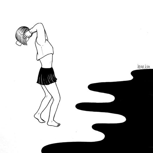 Đã bao lần giữa chập chùng nỗi nhớ, ta chỉ muốn ngừng nghĩ về con người ấy? (Ảnh: Henn Kim)