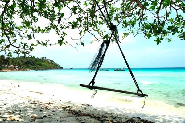 Những bãi biển đẹp nhất dành cho bạn trong kì nghỉ lễ 30/4