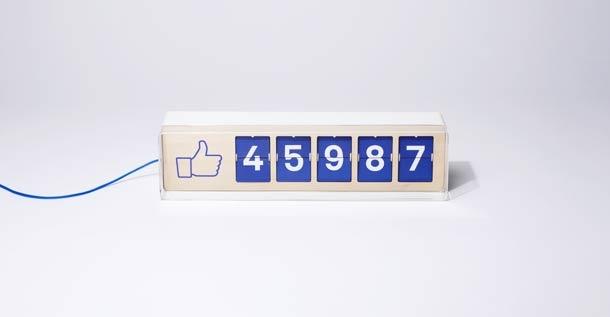 Thói quen sau khi post bài là ngồi đếm like.