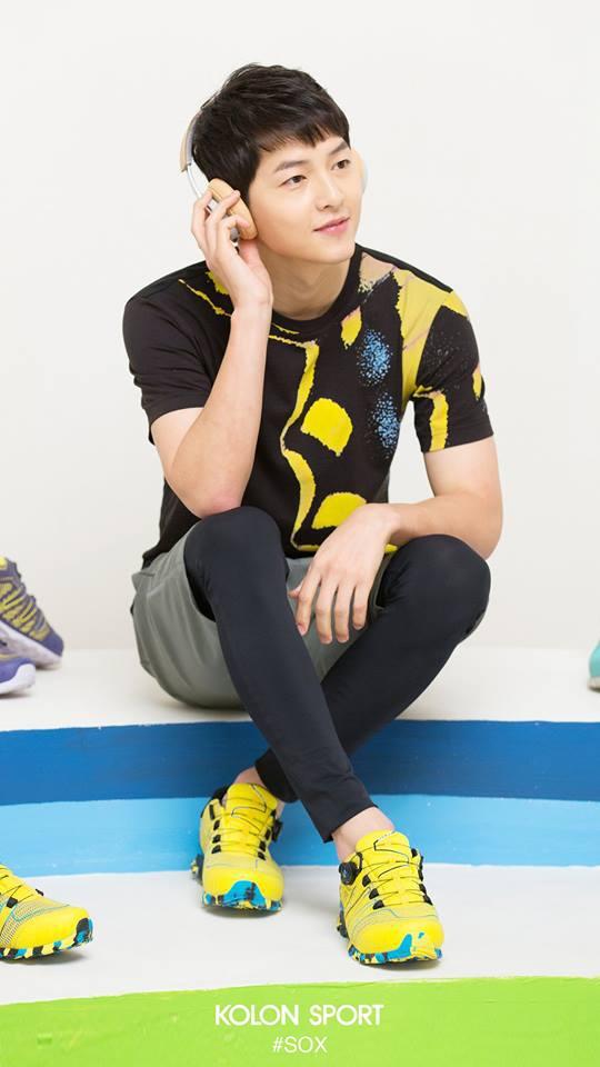 Háo hức Song Joong Ki tham gia Running Man phiên bản Trung Quốc