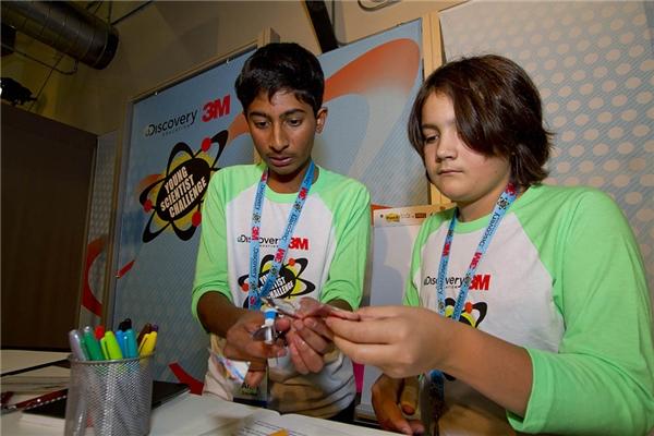 gabriel mesa, tài năng trẻ của ngành khoa học kĩ thuật