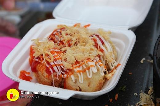 Điểm danh những món ăn cực hot trong Ngày hội Ẩm thực Food Around