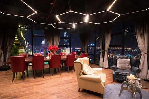 Ngắm 360 độ Sài Gòn trong 1 ánh nhìn