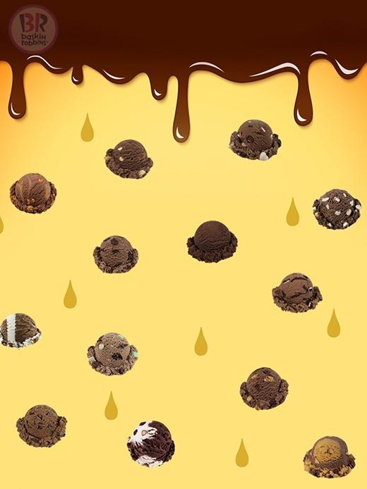 Ngày thứ 2, chìm đắm trong sô cô la đầy mê hoặc.
