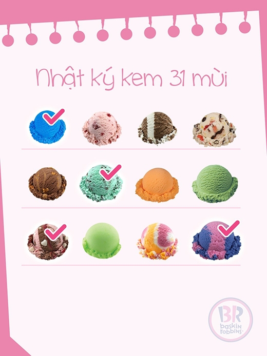Hashtag #kem31mui trên Instagram để có cơ hội nhận quà xinh từ cửa hàng. Xem thêm thông tin chi tiết tại website hoặc Facebook.