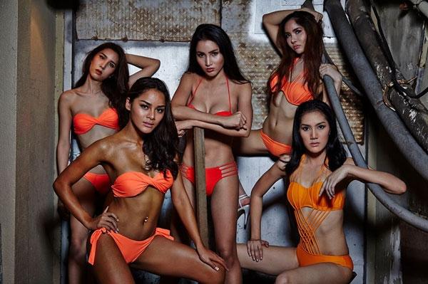 Mới đây, 31 nhan sắc chuyển giới đã thực hiện bộ ảnh bikini trước thềm đêm thi chung kết sắp diễn ra vào ngày 13/5 tới đây. Tất cả đều khiến khán giả choáng ngợp, trầm trồ bởi họ không hề thua kém những cô gái thực thụ, thậm chí là những thí sinh từng dự thi Hoa hậu Hoàn vũ Thái Lan.