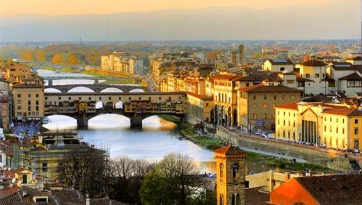 Cây cầu được xây từthời Trung cổ.(Ảnh: Internet)