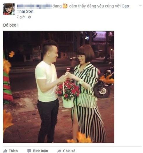 Hiện tại, nghi vấn hôn lễ của Cao Thái Sơn vẫn chưa được làm sáng tỏ. - Tin sao Viet - Tin tuc sao Viet - Scandal sao Viet - Tin tuc cua Sao - Tin cua Sao