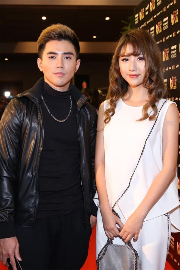 Quỳnh Anh Shyn cũng có mặt tại sự kiện cùng bạn trai - Tin sao Viet - Tin tuc sao Viet - Scandal sao Viet - Tin tuc cua Sao - Tin cua Sao