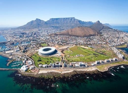 Tiếng Afrikaans được sử dụng chủ yếu ở Nam Phi và Namibia. (Ảnh: Internet)