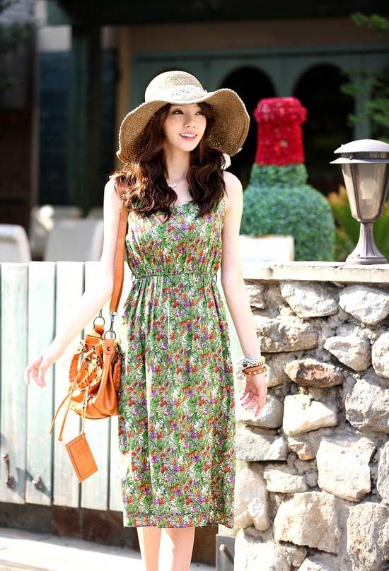 """15 cách diện trang phục """"tránh nóng"""" cho những ngày đầu hè"""