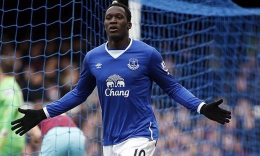Romelu Lukaku trưởng thành và tỏa sáng rực rỡ trong màu áo Everton. Ảnh: Internet.