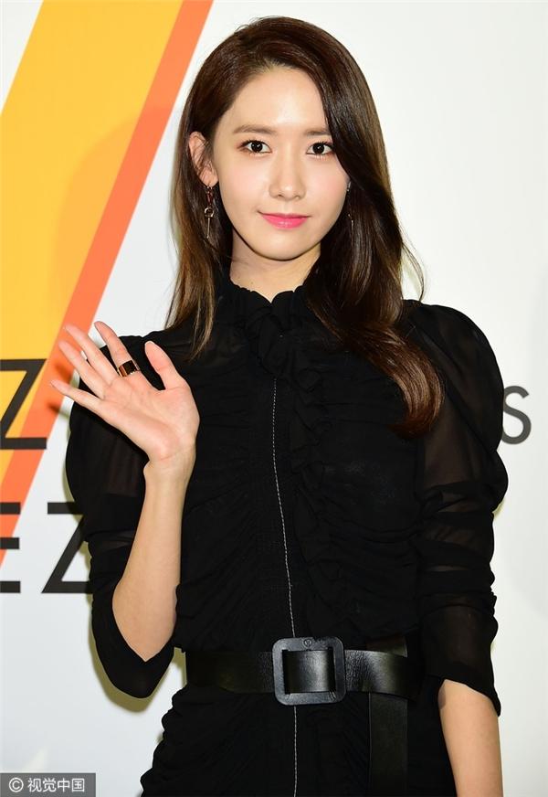 """Yoona quí phái, tự tin """"đọ sắc"""" bên cạnh Phạm Băng Băng"""