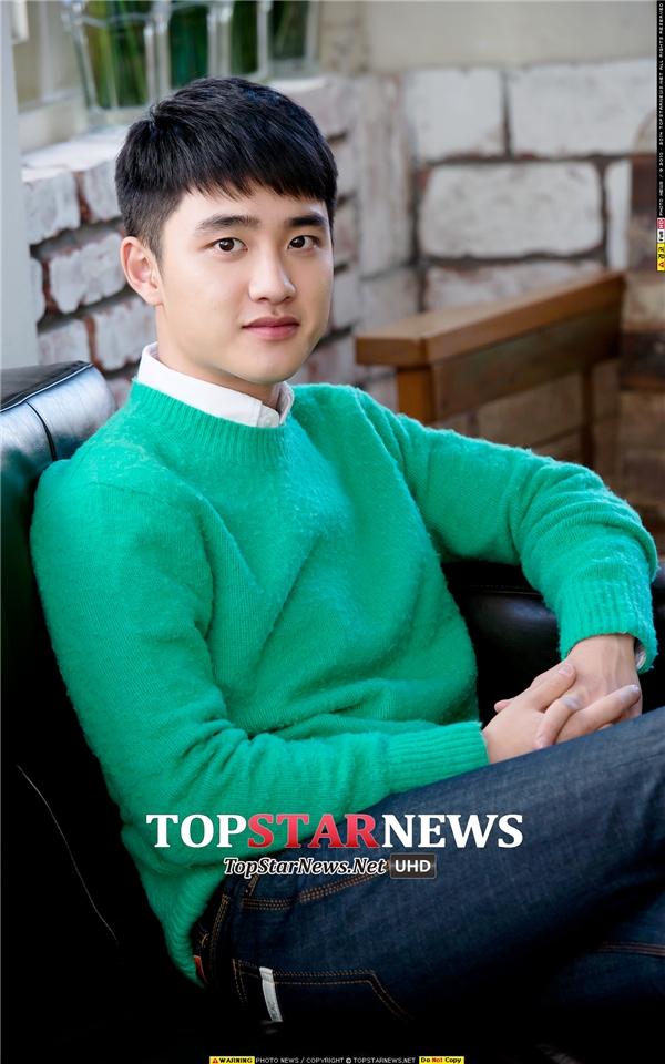 Nghệ danh D.O. được lấy cảm hứng từ tên thật Do Kyung Soo của thành viên EXO. Các fan thường thích sử dụng tên này để gọi thần tượng. Trong tiếng Hán Việt, Do Kyung Soo có nghĩa là Đô Cảnh Tú.