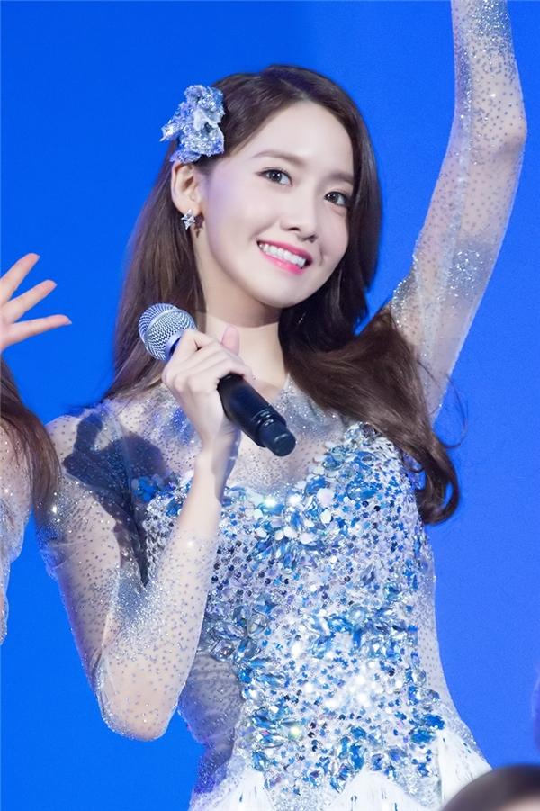 Tính cách năng động của Yoona cũng rất hợp với tên Hán Việt của cô, Lâm Doãn Nhi.