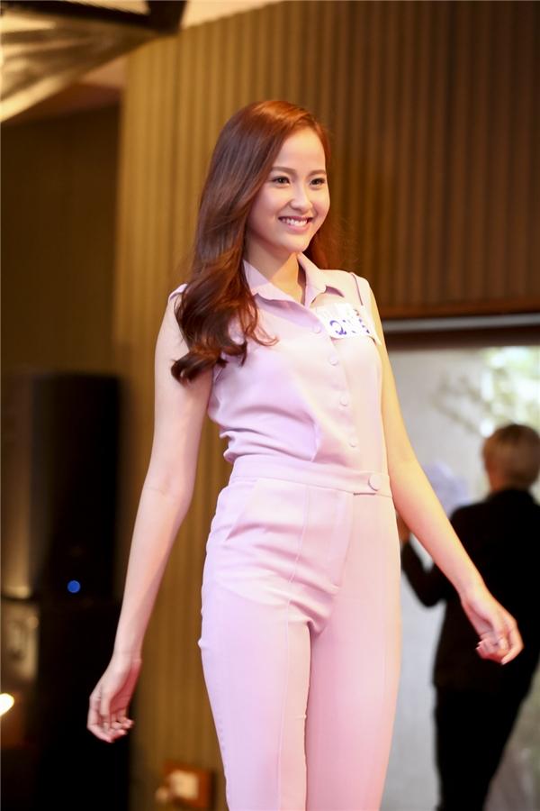 Top 15 Hoa hậu Hoàn vũ Việt Nam 2015 Khánh Ngân