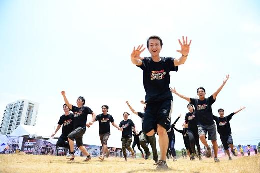 """Red Bull Champion Dash đang rục rịch chuẩn bị """"thách đấu"""" các cư dân Hà thành vào tháng 10 này. (Ảnh: Internet)."""