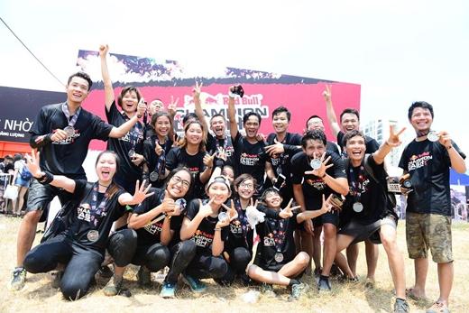 Những niềm vui,nụ cười bất tận cùngkỉ niệm tuyệt đẹp là điều không hề thiếu tại cuộc đua vượt chướng ngại vật đầu tiên và duy nhất tại Việt Nam này. (Ảnh: Internet)