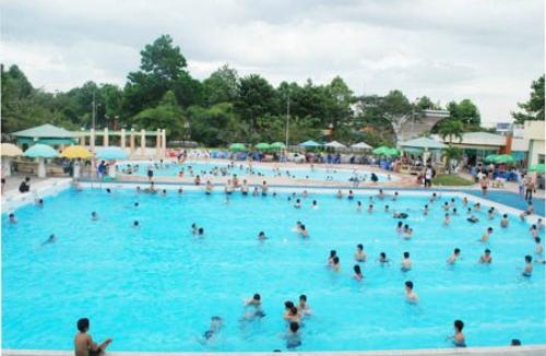 """Dự báo dịp lễ này, các hồ bơi tại Sài Gòn sẽ """"cháy vé"""". Ảnh: Internet"""