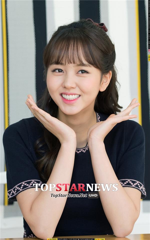 Và thiếu nữ Kim So Hyun hiện tại