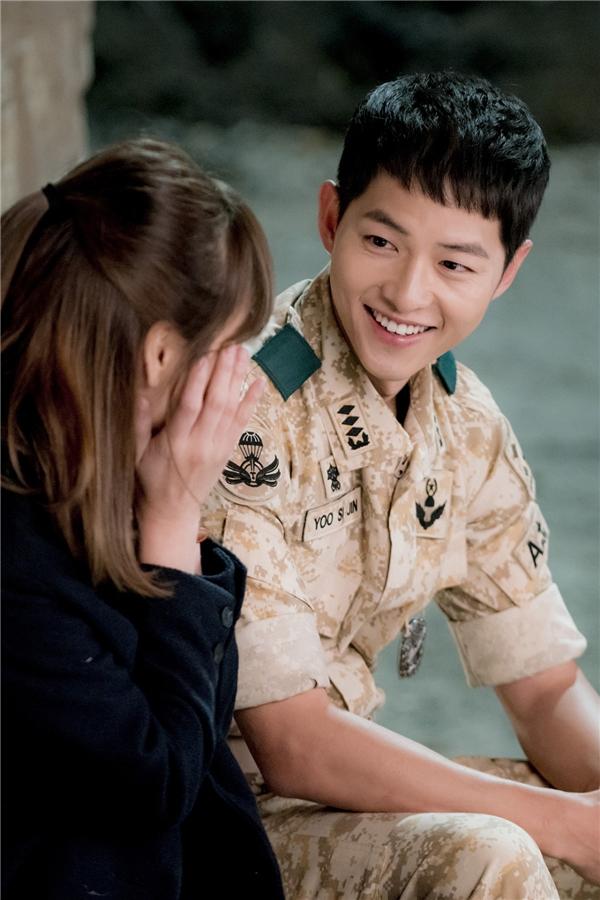 Song Joong Ki không chỉ hoàn hảo trên phim