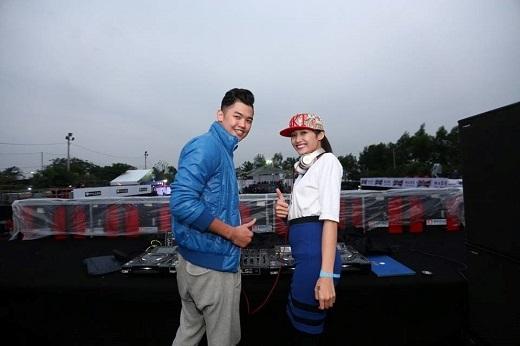 DJ MoS ( Tùng Anh & Hà Linh Vân) - Tin sao Viet - Tin tuc sao Viet - Scandal sao Viet - Tin tuc cua Sao - Tin cua Sao