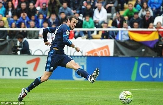 Gareth Bale sẽ khiến hàng thủ Man City một phen khổ sở?Ảnh: Getty Images.