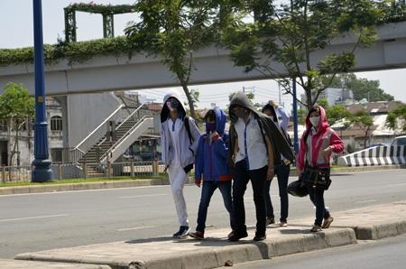 Nắng nóng ở một số nơi trong những ngày qua đã khiến nhiều người lo lắng khi nghe hiện tượngEquinox. Ảnh: Internet