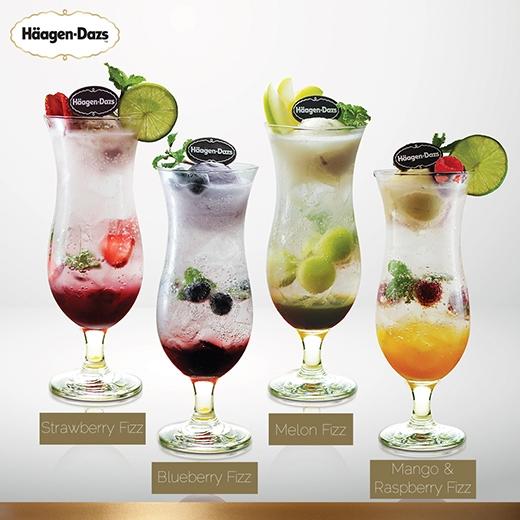 Giải nhiệt mùa hè cùng bộ sưu tập mới của Häagen-Dazs