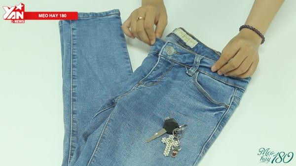 1001 mẹo vặt về quần áo mà bạn nhất định phải biết