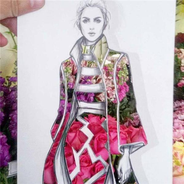 Ngỡ ngàng với những sáng tạo không biên giới trong thời trang