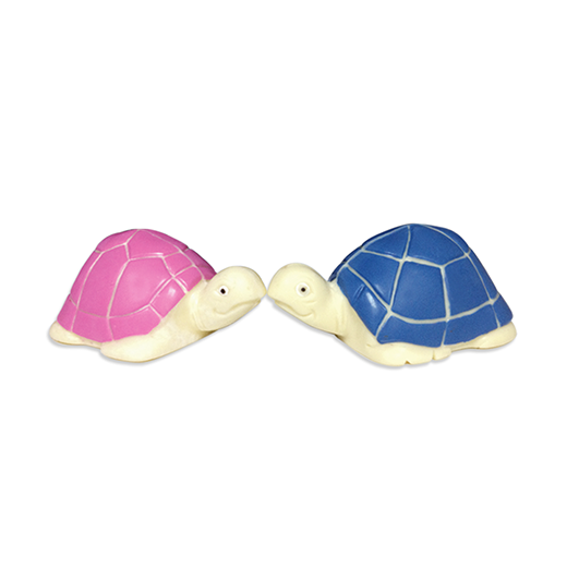 Những chú rùa và chúvịt vàng này không những dễ thương mà ăn cũng rất ngon.