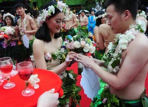 Đám cưới tập thể như thời