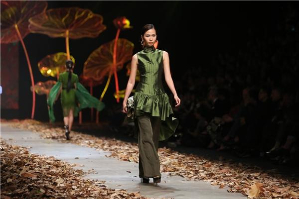 Cảm hứng quân đội - nước cờ chốt màn đầy tinh tế của Lê Thanh Hòa
